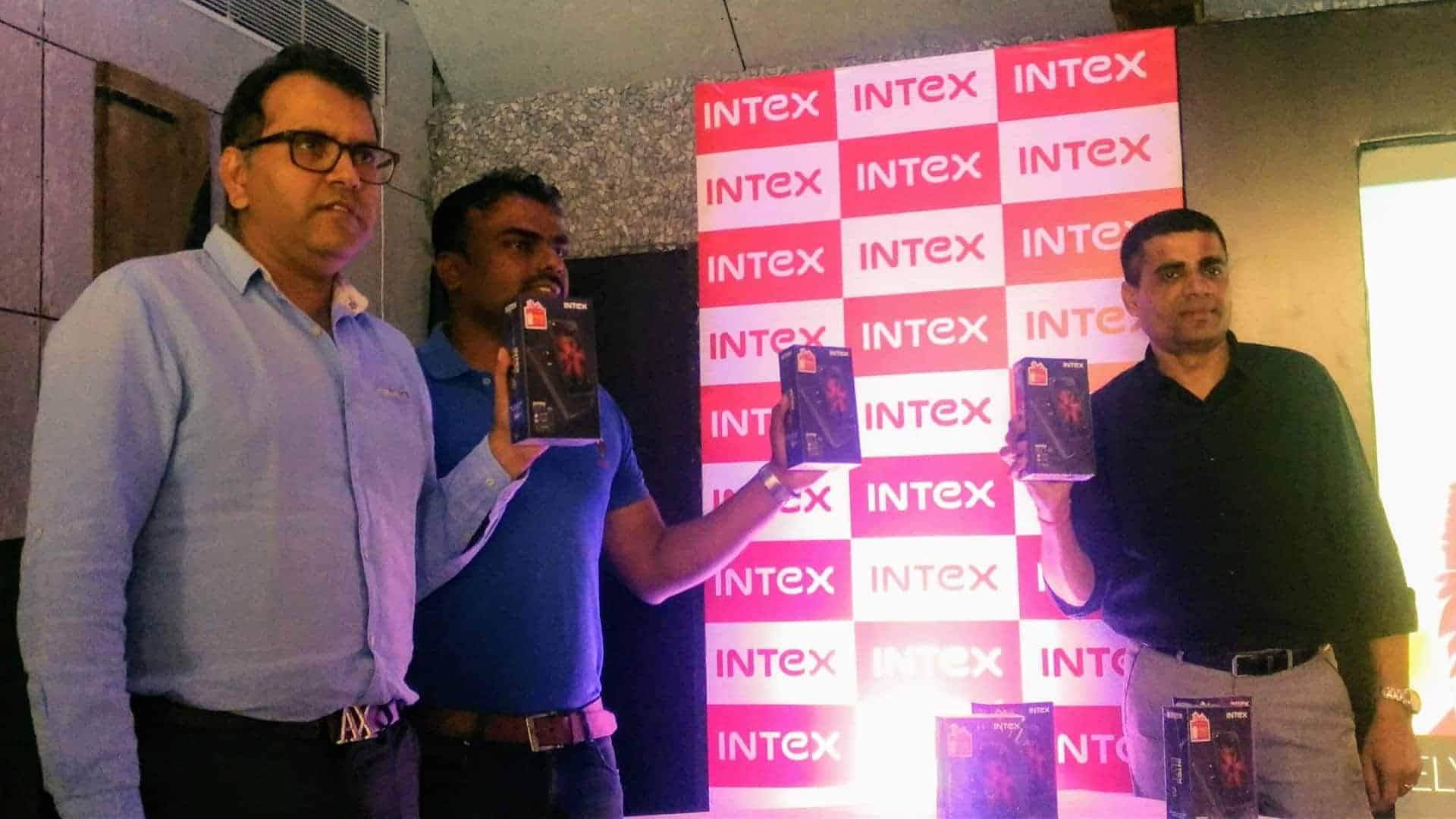 Intex Elyt E6 Launched In India At Rs. 6,999 [Update - Price Cut of 1000] - 2