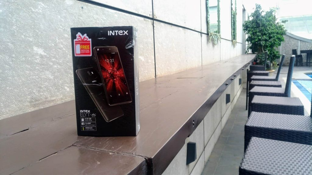 Intex Elyt E6 Launched In India At Rs. 6,999 [Update - Price Cut of 1000] - 1