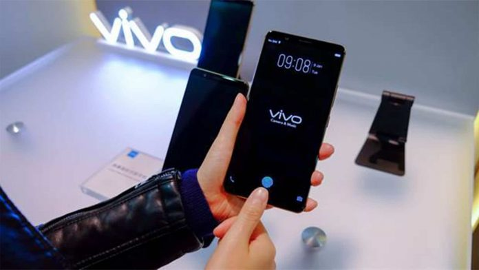 Vivo reveals the Vivo X20 Plus UD, beating Apple in the use of an optical fingerprint scanner - 4