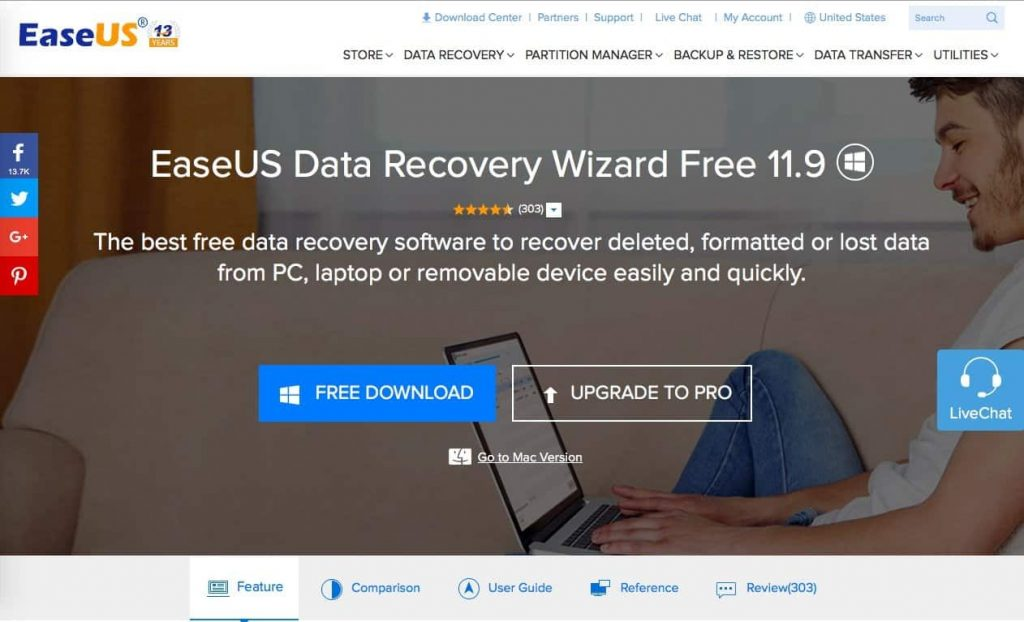 Lost your data? Fret not my dear friends! We've a Free Tool for You to RECOVER it - 1