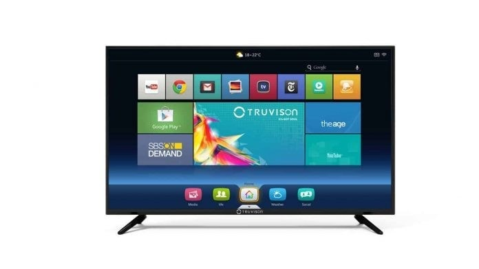 Truvison 40-inch Smart LED HD TV launched in India at Rs. 34490 - 3