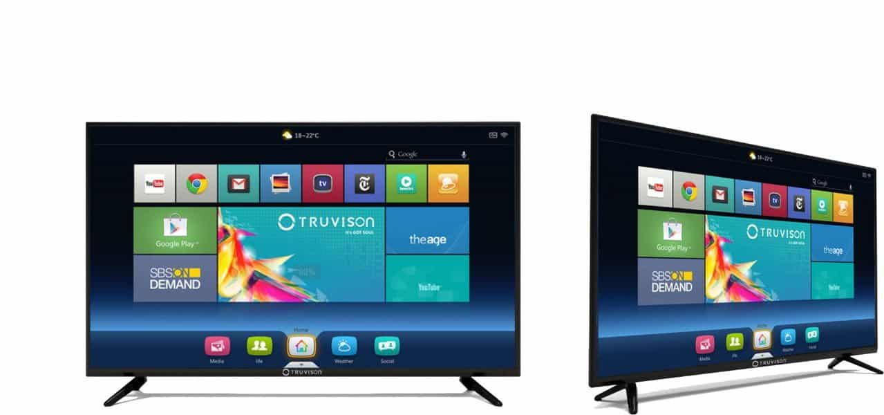 Truvison 40-inch Smart LED HD TV launched in India at Rs. 34490 - 1
