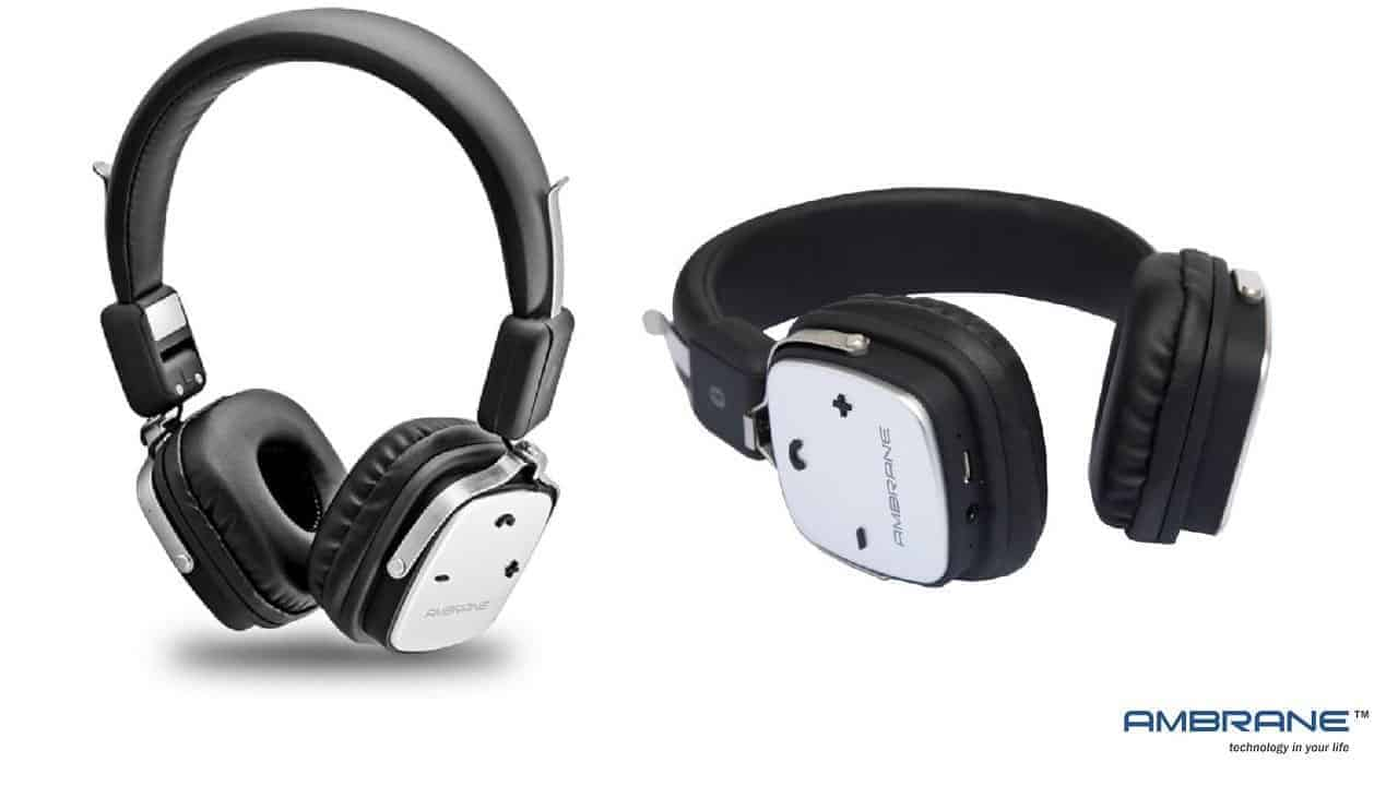 Ambrane WH-1100 Headphone Launched At Rs. 2,199 - 1