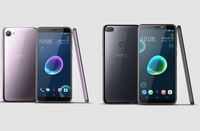 HTC Desire 12 & HTC Desire 12+ Launched In India - 2