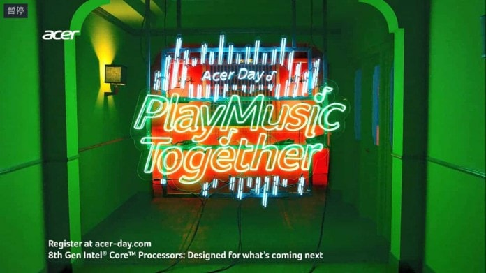 """Acer brings their Acer Day 2018 with a """"Play Music Together"""" theme over 20 Pan Asia Countries - 2"""