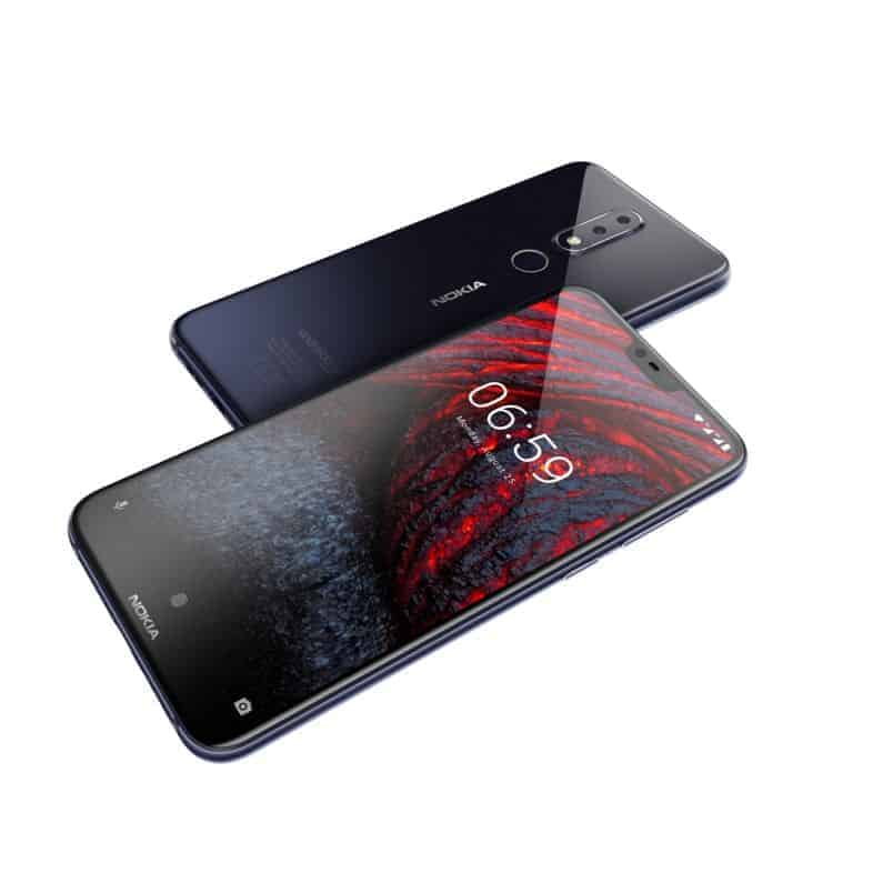 HMD Global has launched Nokia 6.1 Plus and Nokia 5.1 Plus in the Indian market - 2