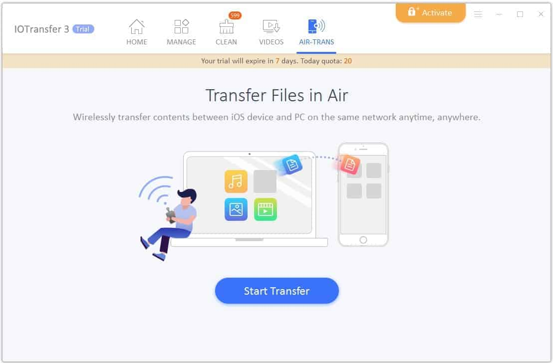 IOTransfer 3 - An Ultimate Media Files Manager for iPhone and Windows PC Users - 7