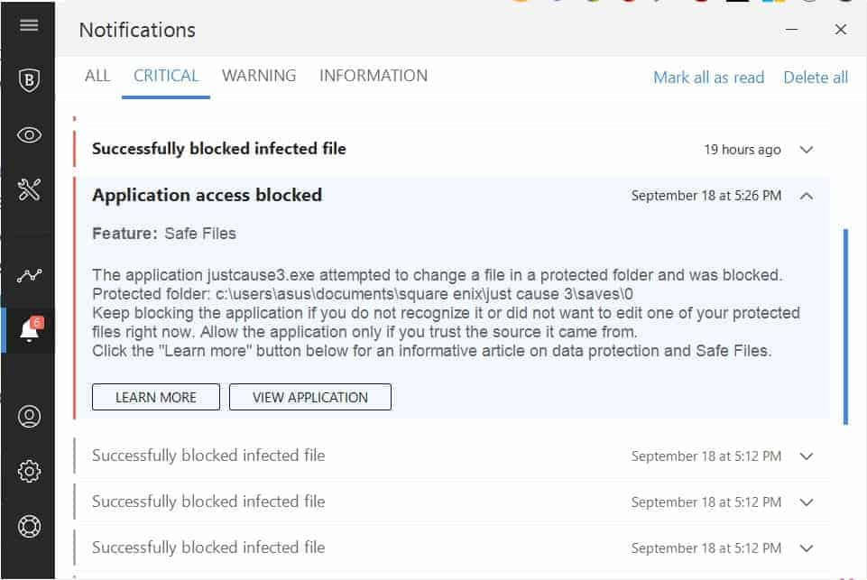 I'm Sticking To Bitdefender Total Security 2018, Here's Why! - 2