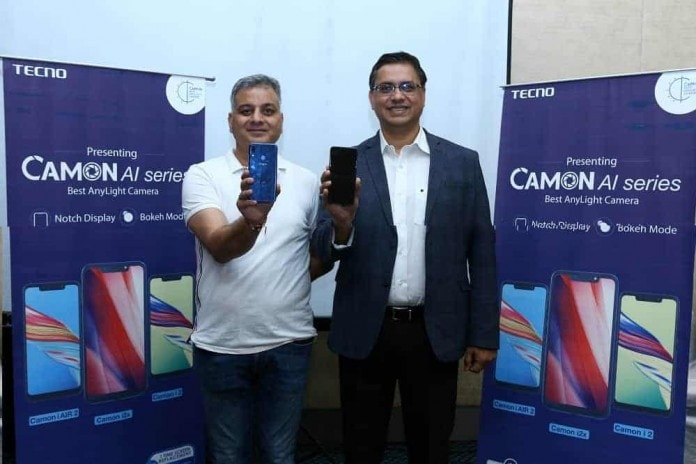 CAMON iCLICK2 officially announced by TECNO - 3