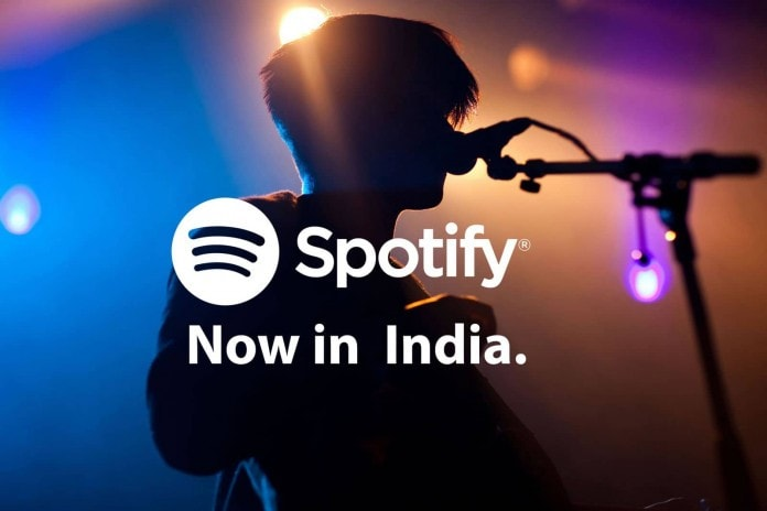 Spotify Arrives In India - 2