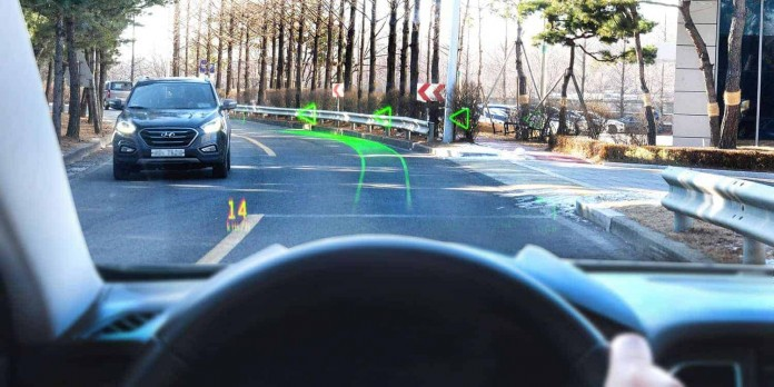 Auto Technology: The Role of AR in Changing the Future of Navigation - 2