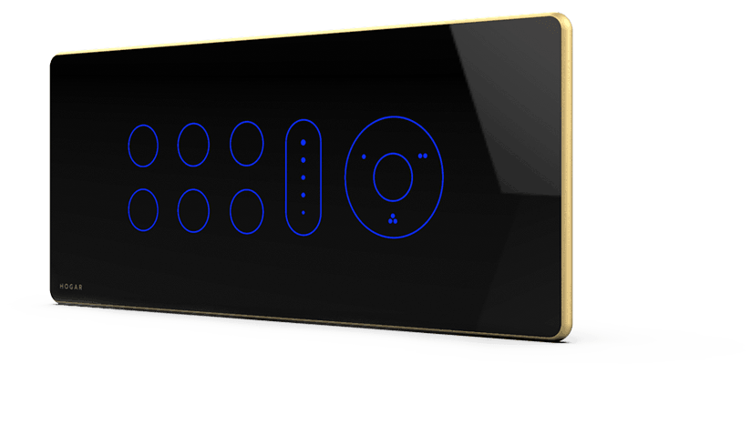 Hogar Launches Smart Touch Panels and Video Door Bell in India - 1