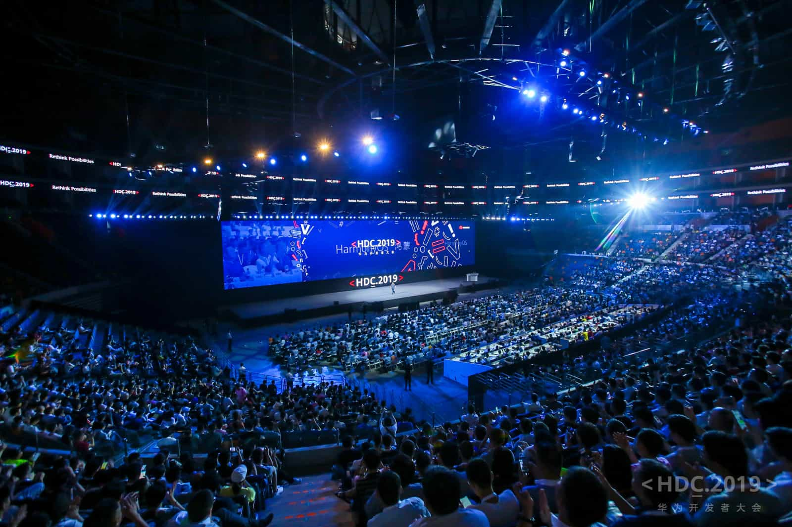 HarmonyOS - Huawei Launches New Operating System at HDC 2019 - 2