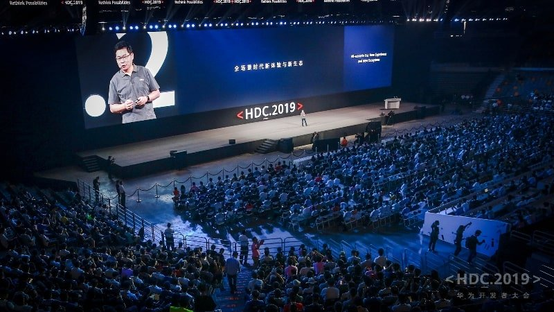 HarmonyOS - Huawei Launches New Operating System at HDC 2019 - 1