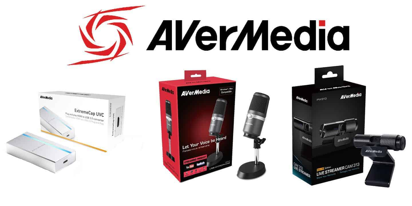 AVerMedia Introduces Video Conferencing Products for Professionals - 1