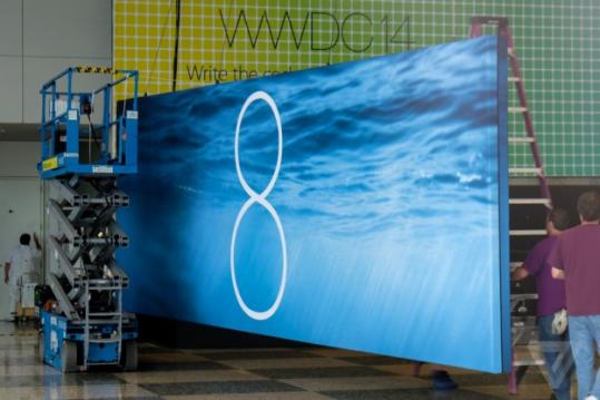 WWDC: The all new iOS 8 is here