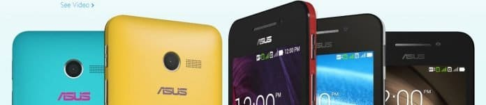 ASUS Zenfone 4 Hands on video |Your Style,You Control - 2