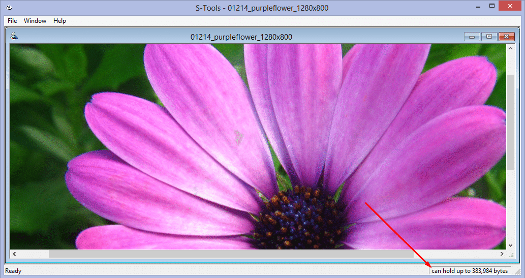How To Hide Personal Data Files Inside Photos