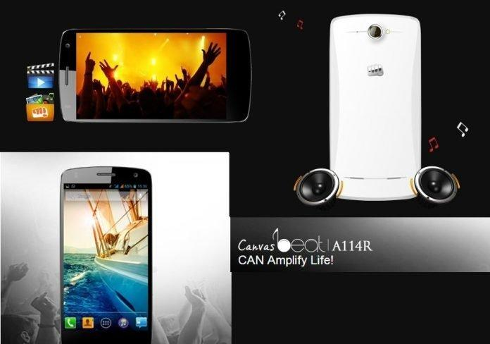 Micromax Canvas Beat: Launched exclusively on Aircel - 2