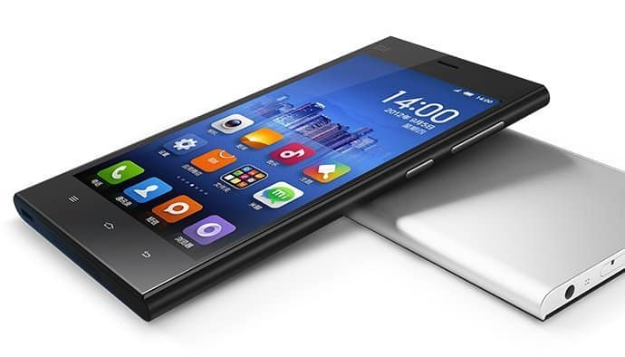 Xiaomi MI3 launched in India - 2