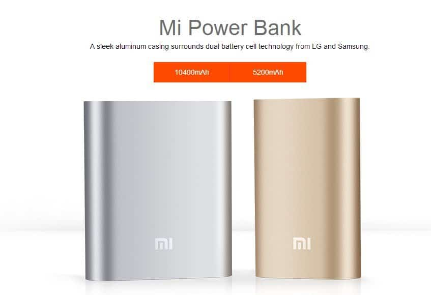 mi-power banks