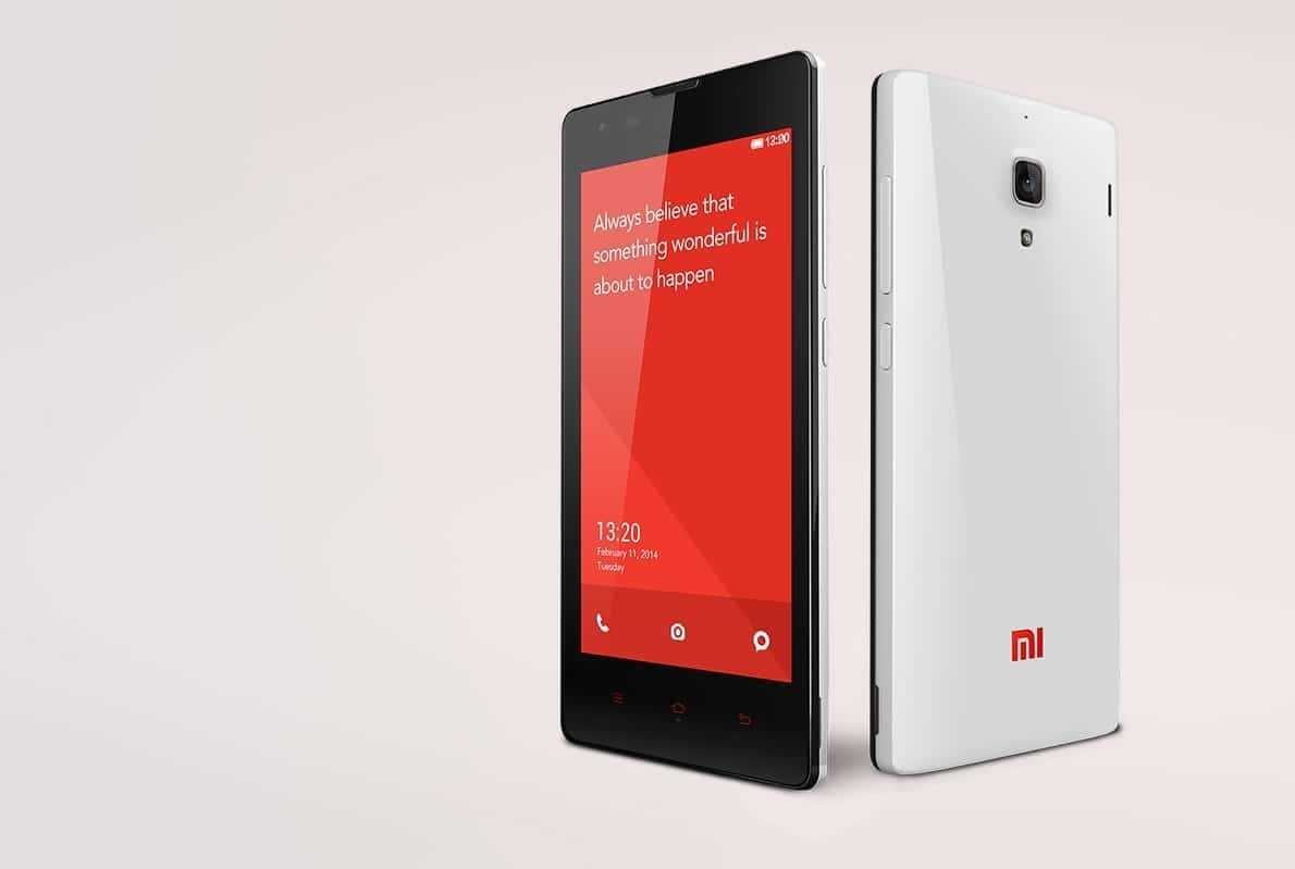 redmi 1s launched