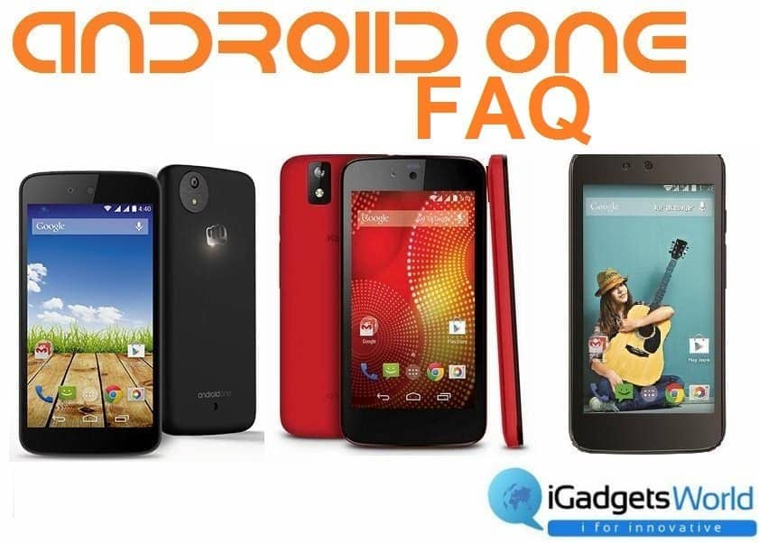 android one faq