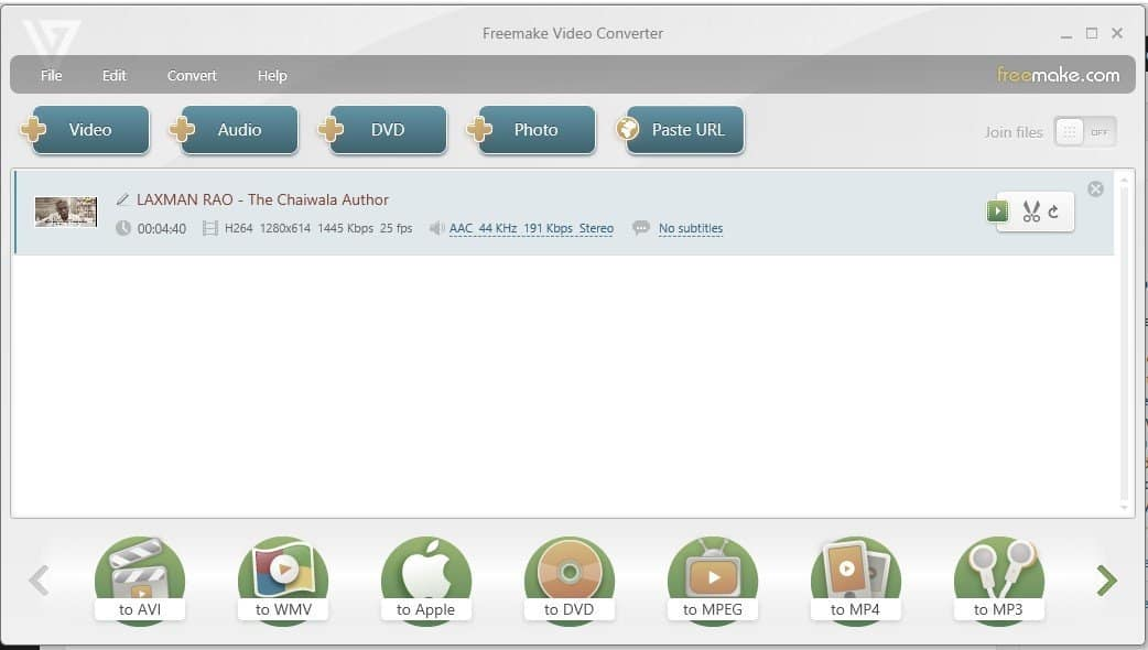 freemake video converter gold pack review
