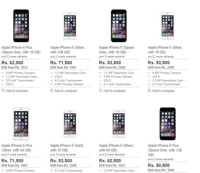 iphone 6 plus-flipkart-pre-order