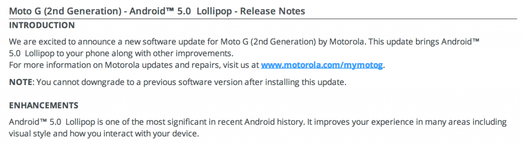 Moto-G-2nd-Gen-2014-Android-5.0-Lollipop-release-notes