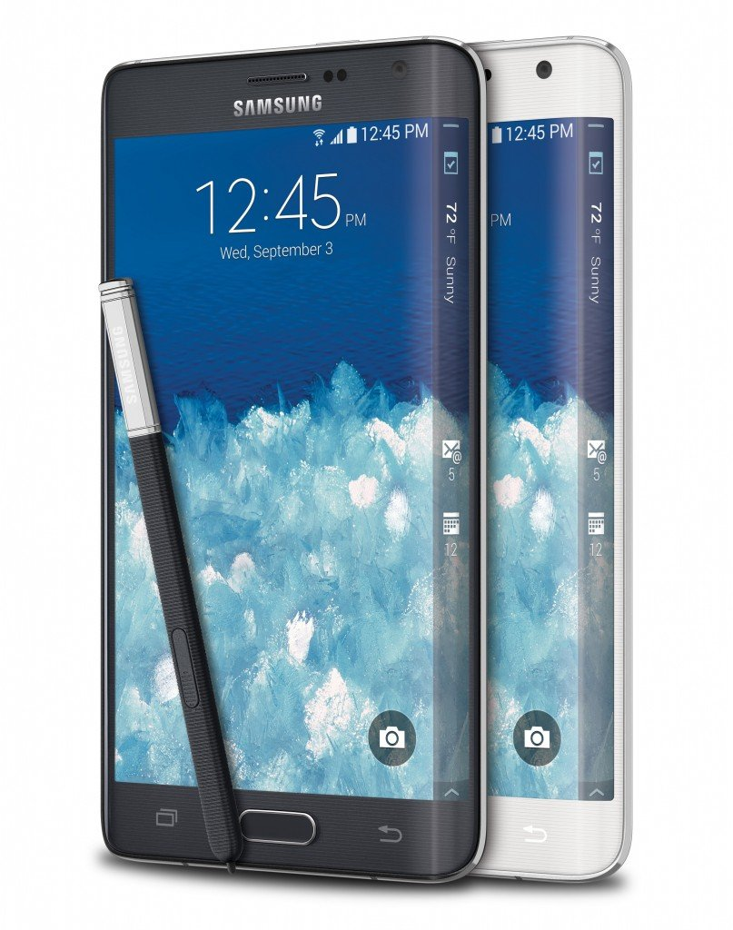 Generic Galaxy Note Edge - Black