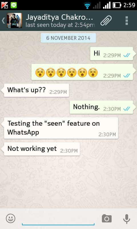 whatsapp screenshot