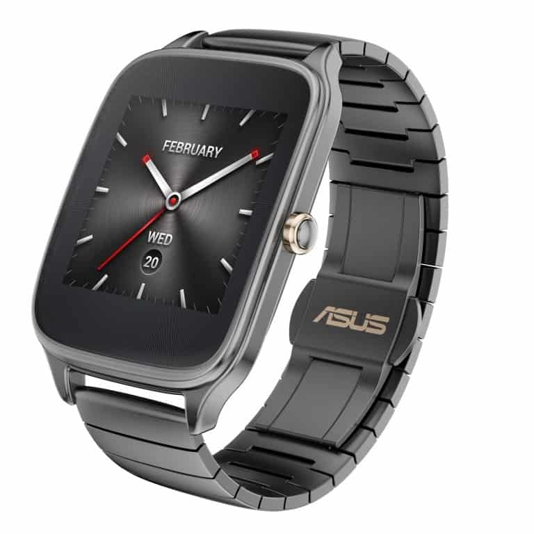 Asus announced ZenWatch 2 in partnership with Google - 4