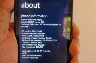 How To: Install Windows 10 Technical Preview on your Windows phone - 41