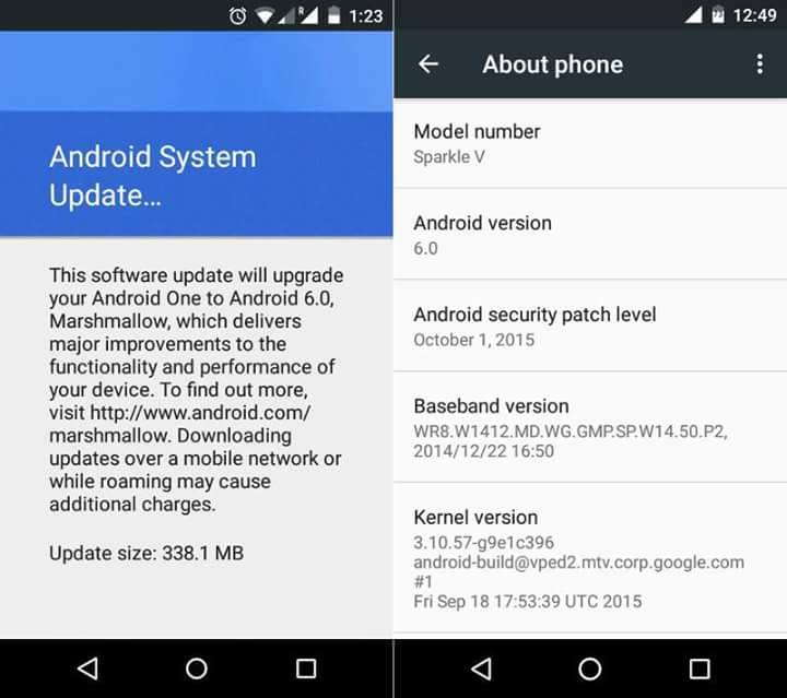 android m_androidone