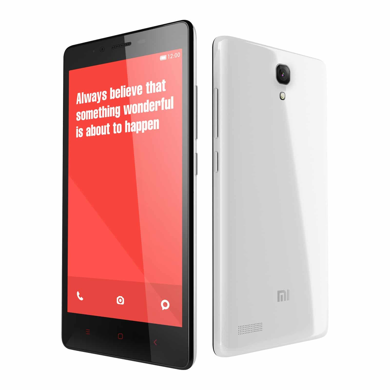 Xiaomi Redmi Note Prime to be sold by Amazon Today!