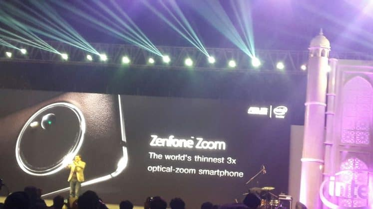 Asus ZenFone Zoom unveiled: This is the World's thinnest 3X Optical-Zoom smartphone - 4