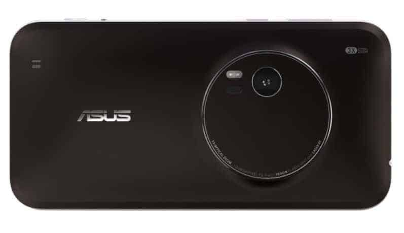 Zenfone Zoom looks like a mini point & shoot camrea, rather than a smartphone