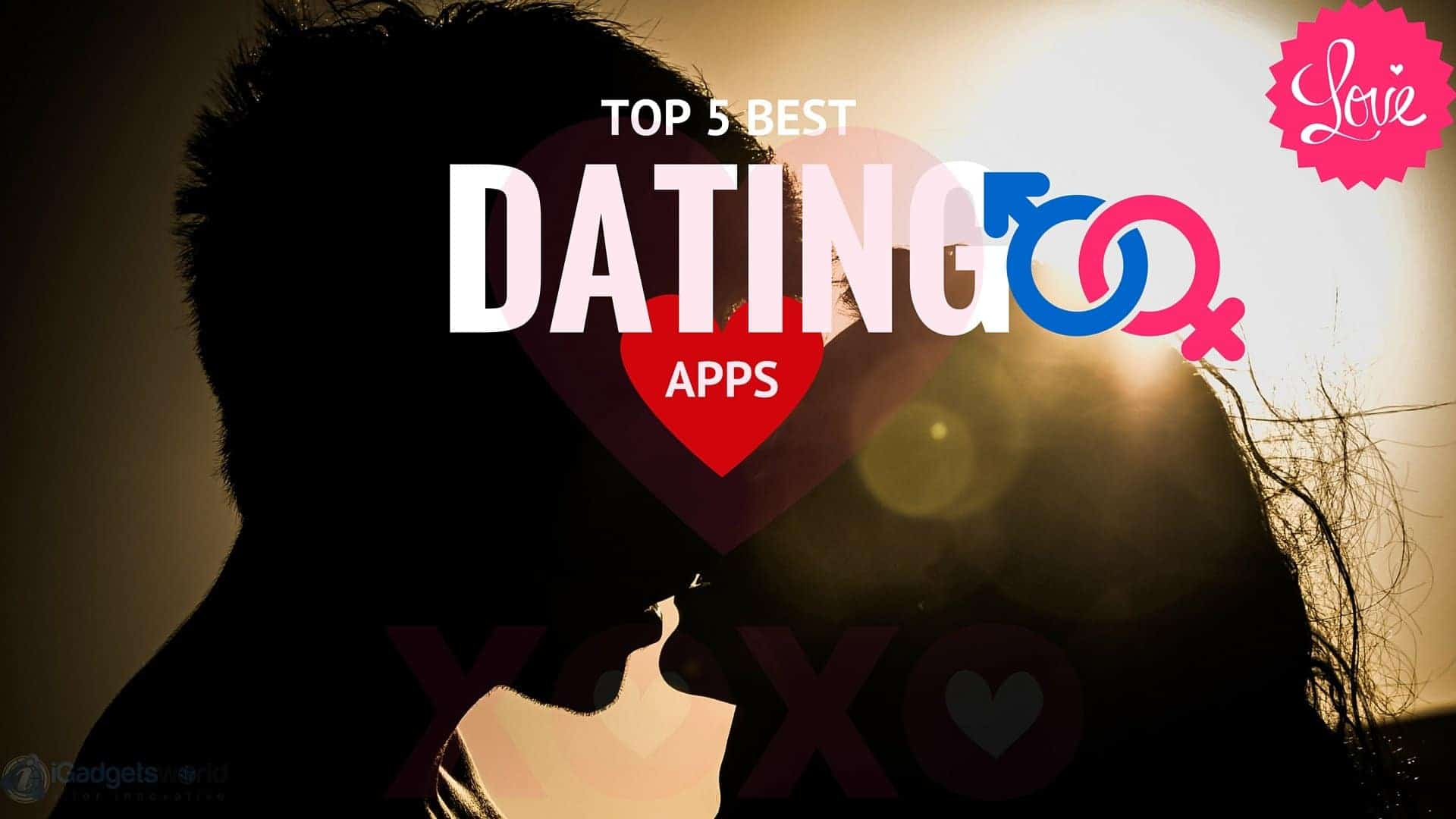 Top 5 dating-apps