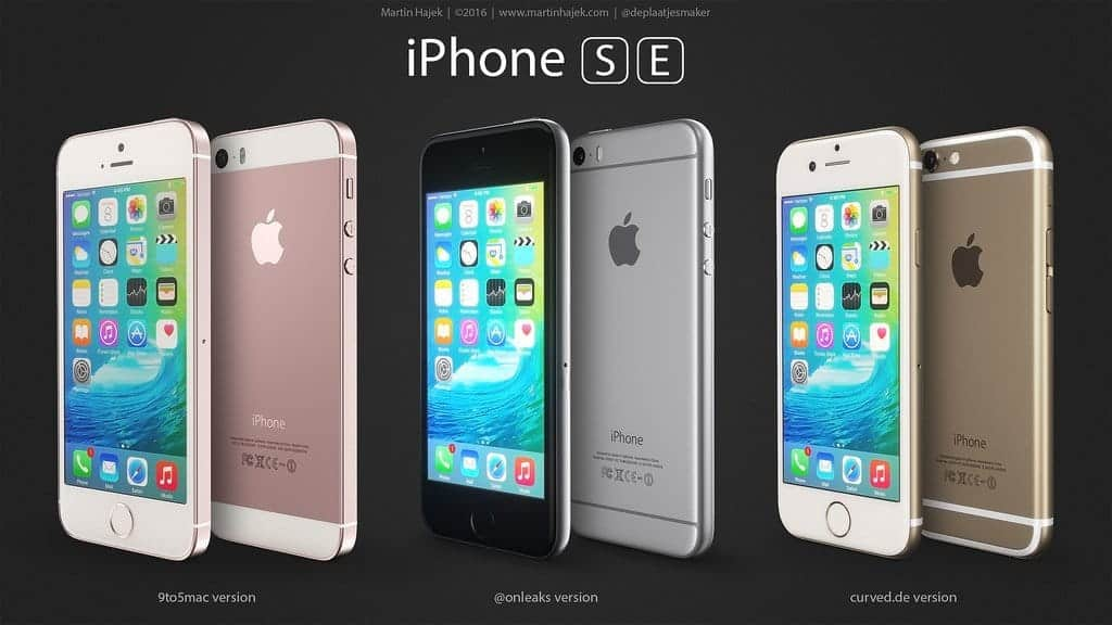 iPhone SE features, release