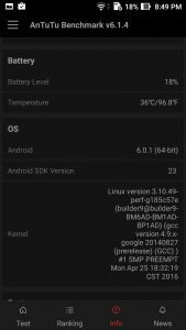 Asus ZenFone Max 2 - 2016 - AnTuTu Benchmark -Full Specifications -4