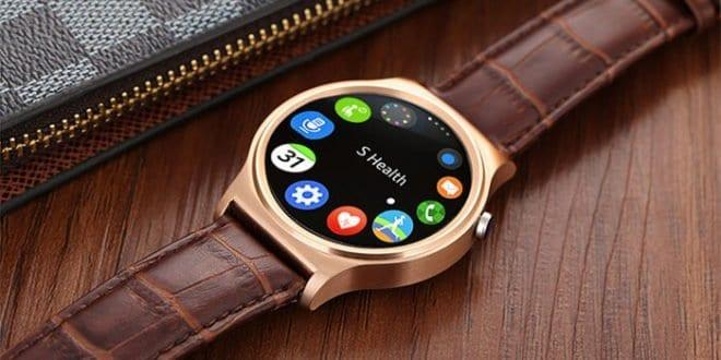 ulefone Gw01 smartwatch - features