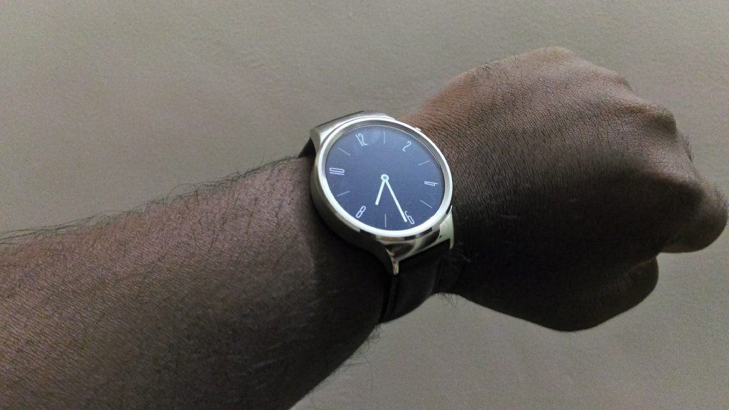 Huawei Watch Hands on Experience