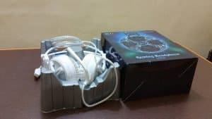 mixcder power - gaming headset unboxing -2