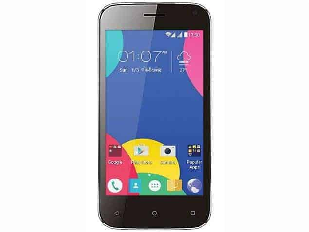 karbonn_a91_storm - top 5 smartphones recently launched