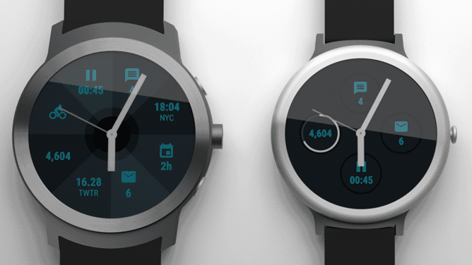 Google's Upcoming Smartwatches codemaned Angelfish and Swordfish