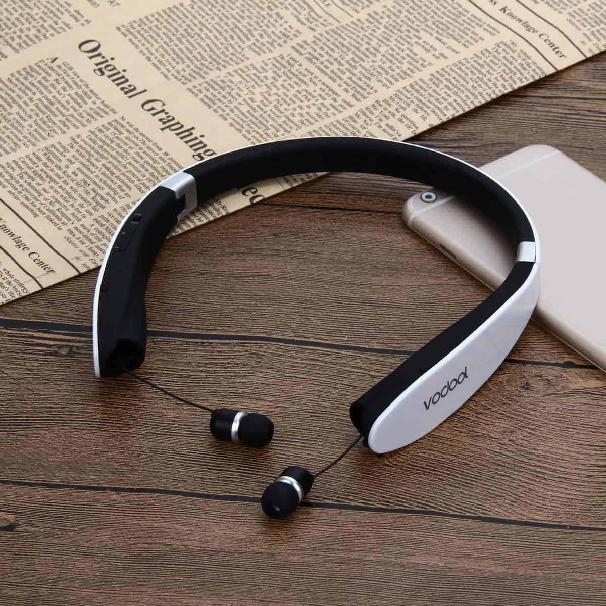 Buy Voodol Bluetooth 4 0 Wireless Earphone For Iphone
