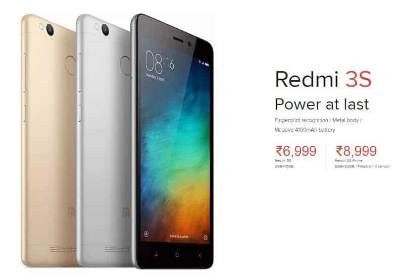 Hd wallpaper for android 5 inch - Redmi 3s Redmi 3s Prime Launched In India At Rs 6999 And