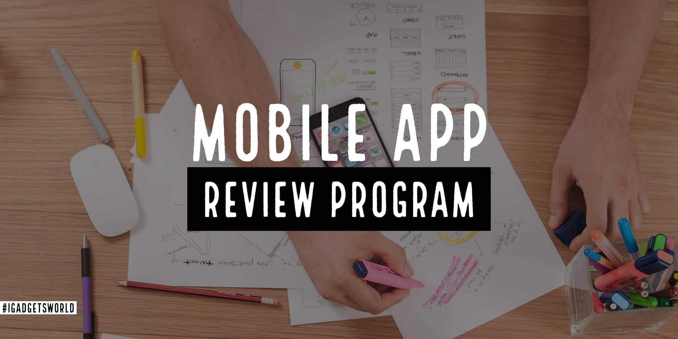 mobile-app-review-program-igadgetsworld