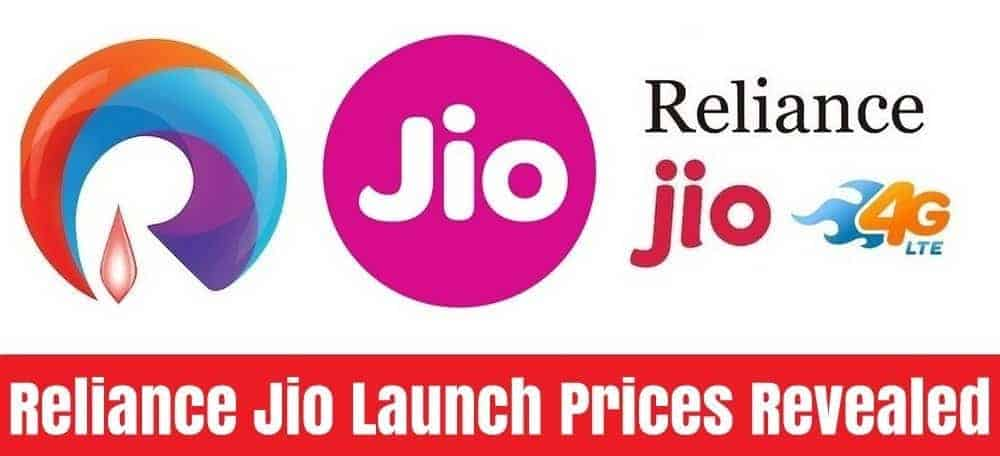 Reliance Jio Officially Launched Everything You Need To